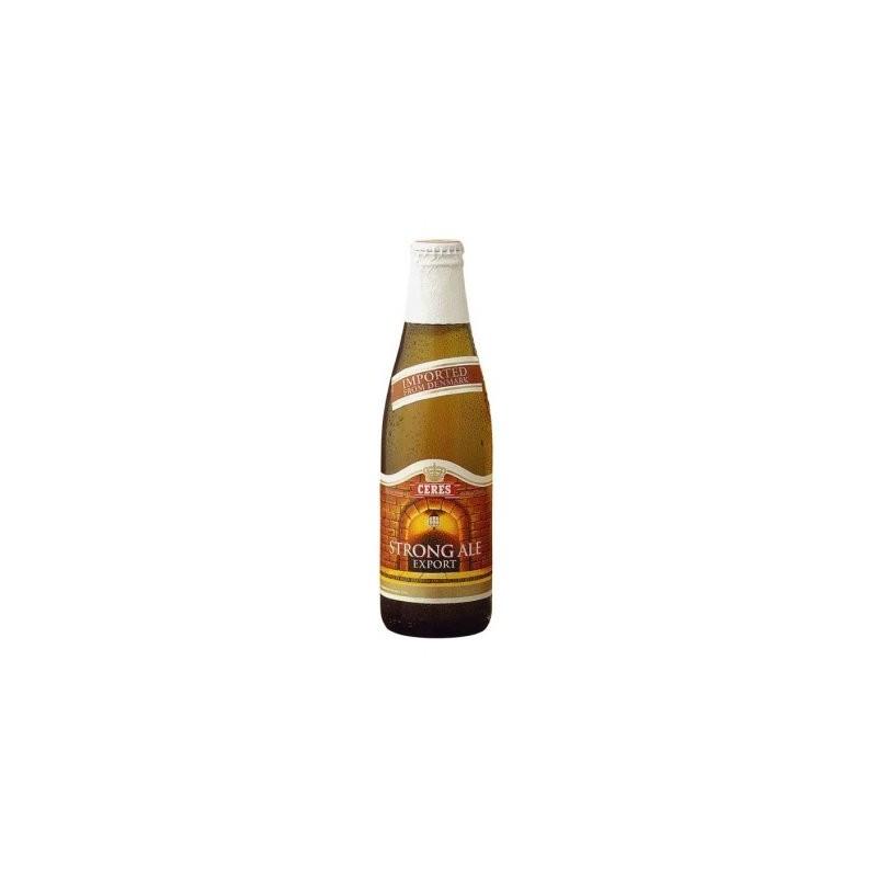 Birra Ceres Bott. 33Cl-Danimarca