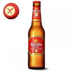 Birra Estrella Senza Glutine 33Cl