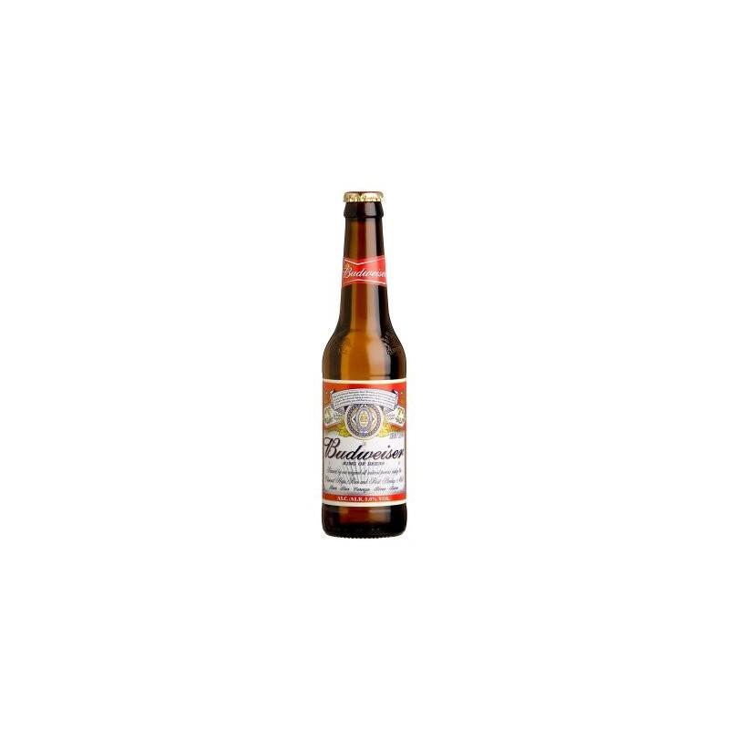 Birra Budweiser 33Cl Vap - Usa