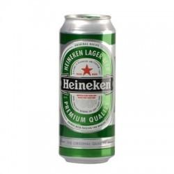 Birra Heineken Latt. 33Cl-Olanda