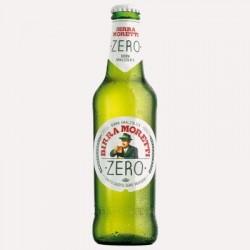 Birra Moretti Zero 33Cl Analcolica