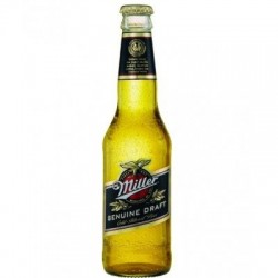 Birra Miller Genuine Draft 33Cl Bo