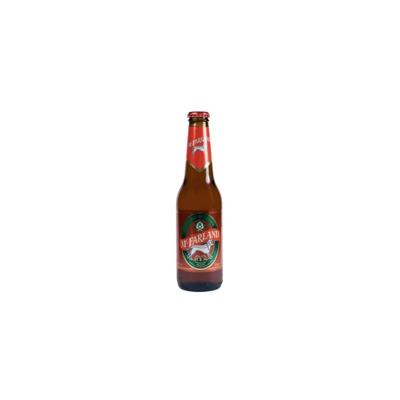 Birra Mc. Farland Red 33Cl Bott.