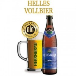 Birra Herrn Helles Vollbier 50Cl